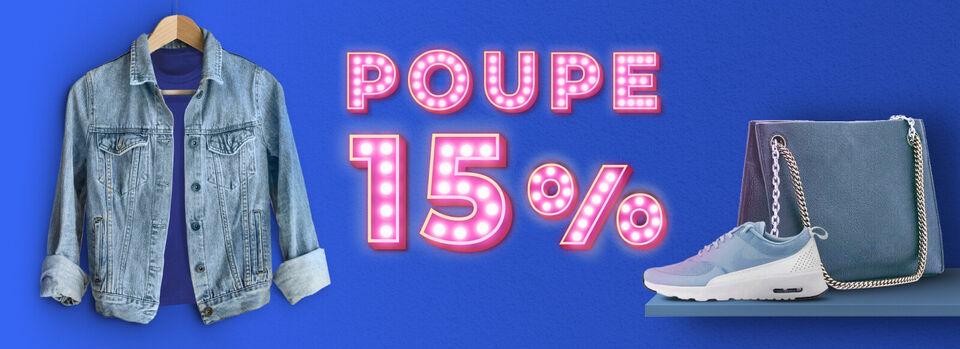 Cupão: POPULAR15 - Moda cool com um desconto cool de 15%