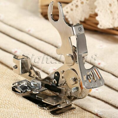 New Ruffler Pleat Attachment Low Shank Presser Foot for Brother Singer Janome