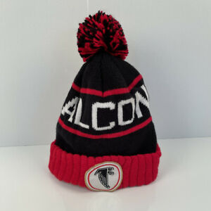Atlanta Falcon Mitchell And Ness Beanie Hat 2013 Authentic