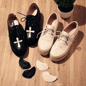 b687f01196 Image is loading Japanese-Sweet-Lolita-Shoes-VINTAGE-Shoes-Harajuku -Princess-