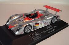 Onyx 1/43 XLM058 Audi R8 2000 Le Mans 2000 Biela Kristensen Pirro OVP #995