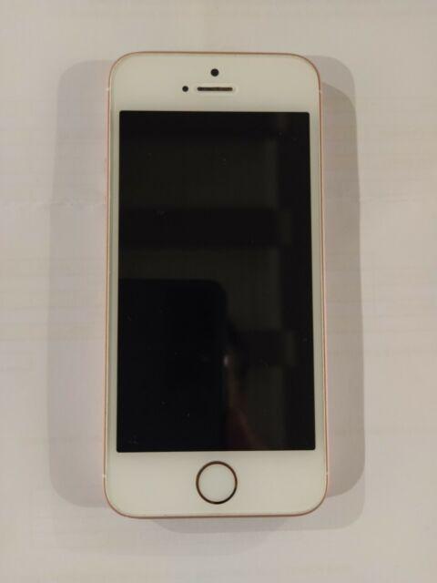 Apple iPhone SE -32 Go - Or Rose (Désimlocké)