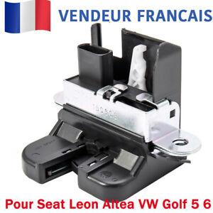 Hayon-Coffre-Serrure-Loquet-Mecanisme-actuateur-pour-Seat-Leon-Altea-VW-Golf-5-6