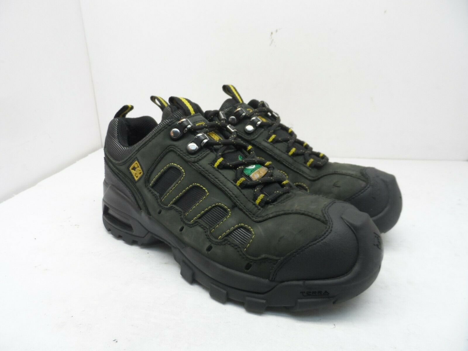 Terra Equinox Steel Toe Safety Shoes