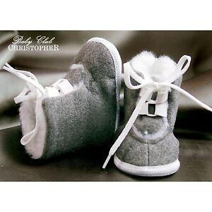 outlet store 8c7f6 c5c80 Details zu Taufschuhe Babyschuhe Winter Puschen Junge 17 18 19 20 NEU Taufe  Stiefel