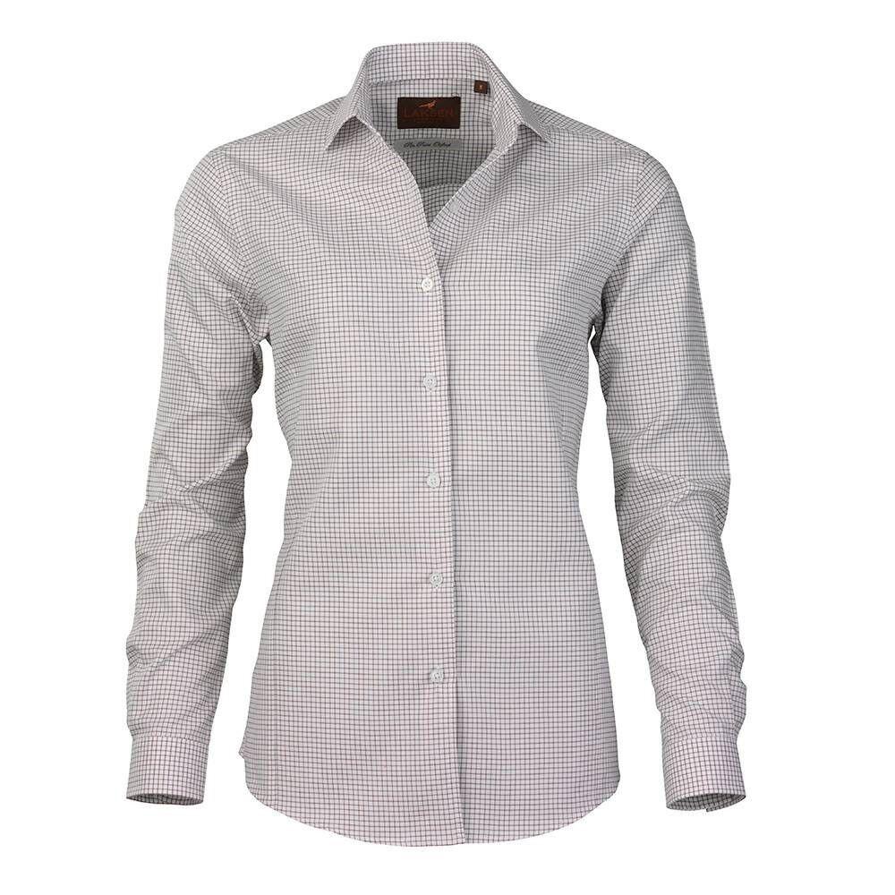 Laksen Eliza Ladies Cotton Royal Oxford Shirt