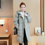 Women-Winter-Padded-Puffer-Down-Long-Jackets-Quilted-Hooded-Coat-Warm-Outwear thumbnail 12