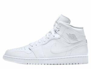 Air-Jordan-1-Mid-White-Pure-Platinum-White-Mens-554724-104