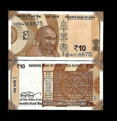 """INDIA Banknote NEW PATTERN Replacement//Star 2018 Latest Issue /""""0CC/"""" /""""L/"""" Rs 100//"""