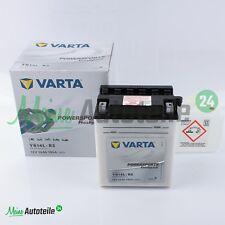 ORIGINAL VARTA POWERSPORTS FRESHPACK YB14L-B2 MOTORRAD QUAD BATTERIE 12V 14Ah