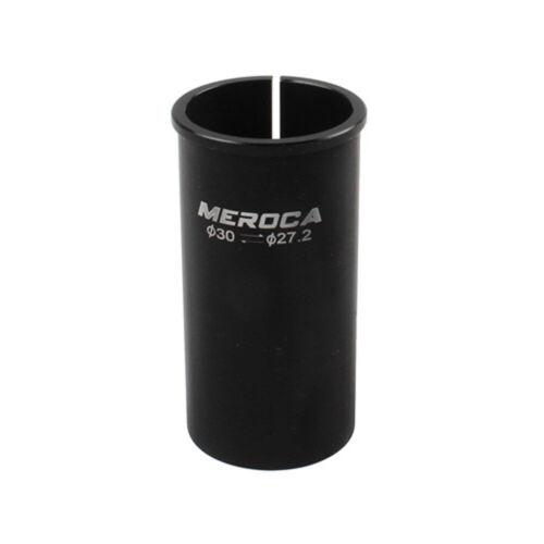 27.2mm Fahrrad Fahrradsitz Tube Post Inflator Konvertieren Adapter Verstellbar~