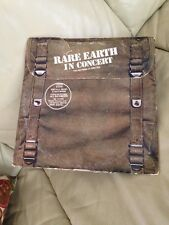 """RARE EARTH In Concert 1971 12"""" double LP"""