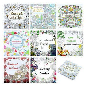 Secret-Garden-Series-Adult-Children-Color-Painting-Book-Gifts-Colored-pencil