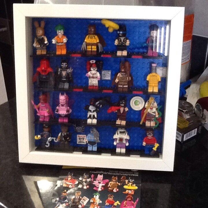 Lego Batman Full Set In Case