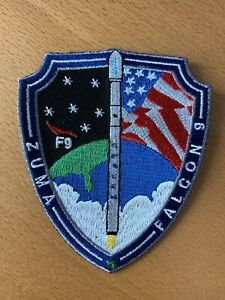ZUMA-FALCON-9-LAUNCH-USA-SPACEX-Collectible-NASA-SPACE-PATCH-3