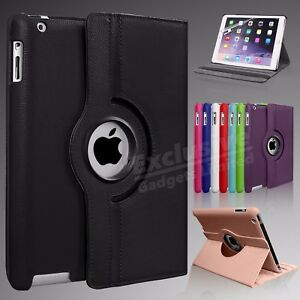 Leather-360-Degree-Rotating-Smart-Stand-Case-Covr-Fr-APPLE-iPad-Air-4-2-Mini-PRO