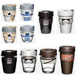 0ce0f3795990 KeepCup Star War Original/Brew Special Edition 8/12/16oz Coffee Cup ...