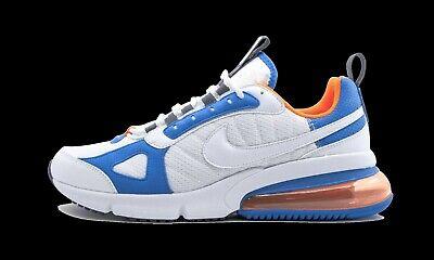 Nike Air Max 270 Futura Mens Running Shoes White Orange Select Size | eBay