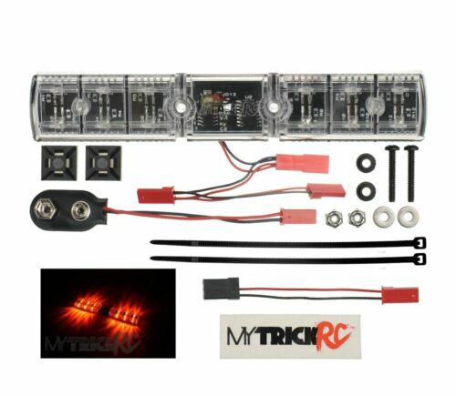 Realistic Flashing Light Bar MyTrickRC Utility Overhaul Flasher