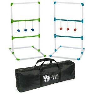 Tailgating-Pros-Premium-Ladder-Ball-Toss-Set-with-Real-Golf-Balls