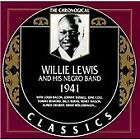 Willie Lewis - & His Negro Band (1941, 1996)