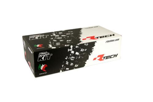 Black Plastic Kit Fits Suzuki RMZ450 2008 2009 2010 2011 2012 2013 2014