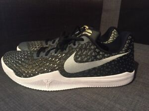 56f86da04748 Image is loading Nike-Kobe-Mamba-Instinct-Mens-Basketball-Shoes-Black-