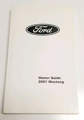 ford mustang owners manual convertible coupe