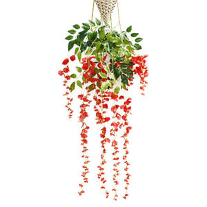 1-pc-Artificial-Wisteria-Hanging-Flower-Home-Wedding-Decoration-Long-6-Colors
