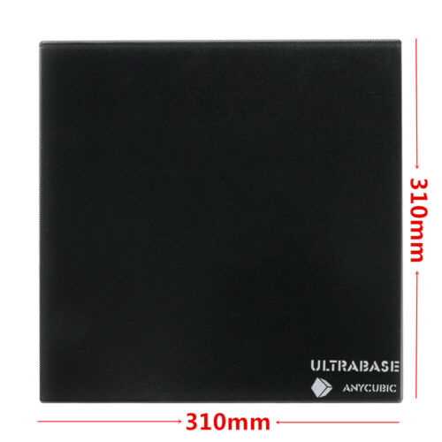ANYCUBIC Ultrabase Platform Glass Build Plate for 3D Printers MK2 MK3 Heated Bed