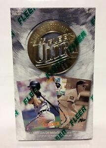 1995-Fleer-ULTRA-series-2-MLB-Baseball-card-box-36-packs-factory-sealed