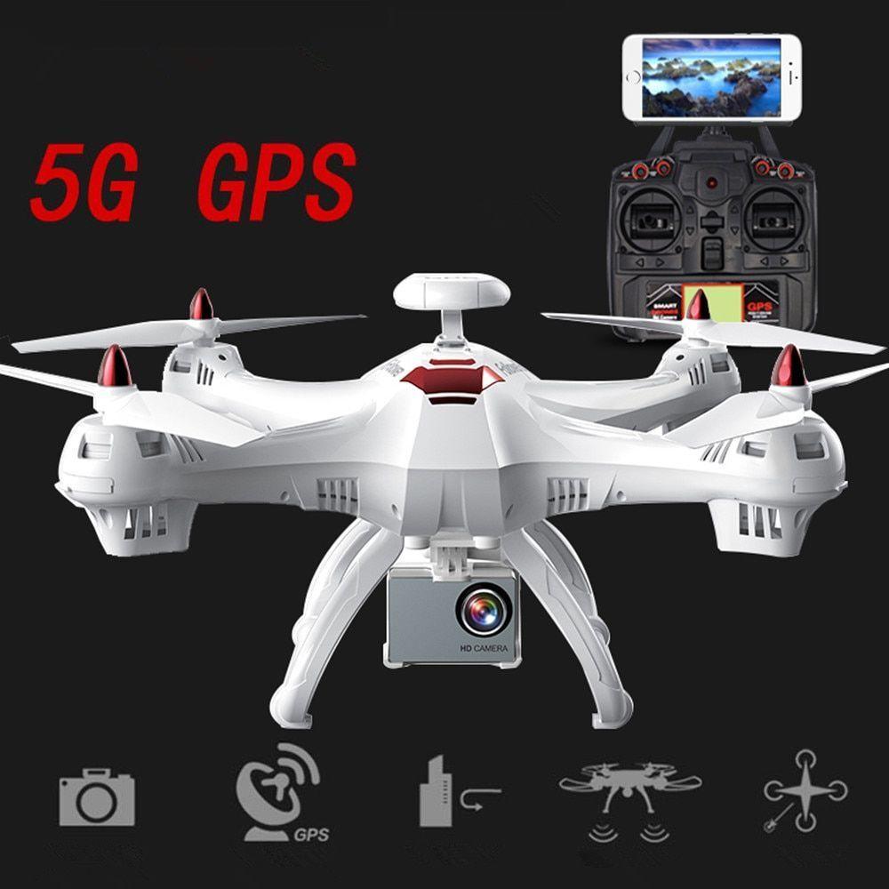 RC Drone Quadrocopter X183S 5G 1080P Wide Angle WIFI FPV HD Camera GPS Follow