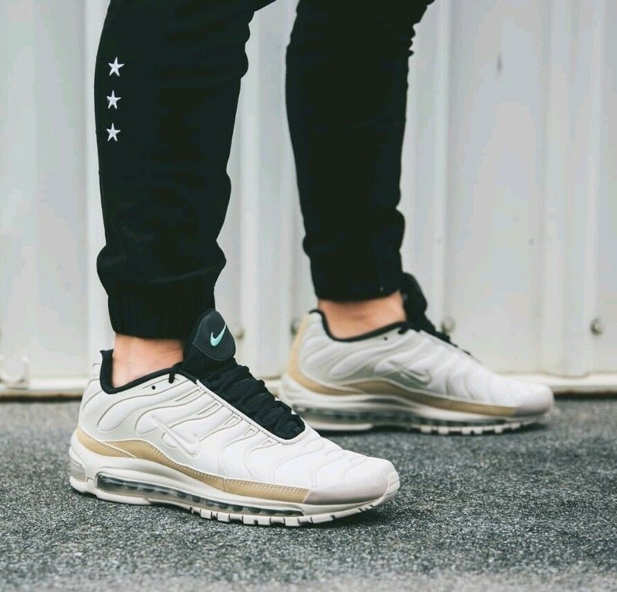 Nike Air Max 97 Plus Taille 10 10 10 UK Orewood Genuine Authentic Baskets Homme 1 98 e79717
