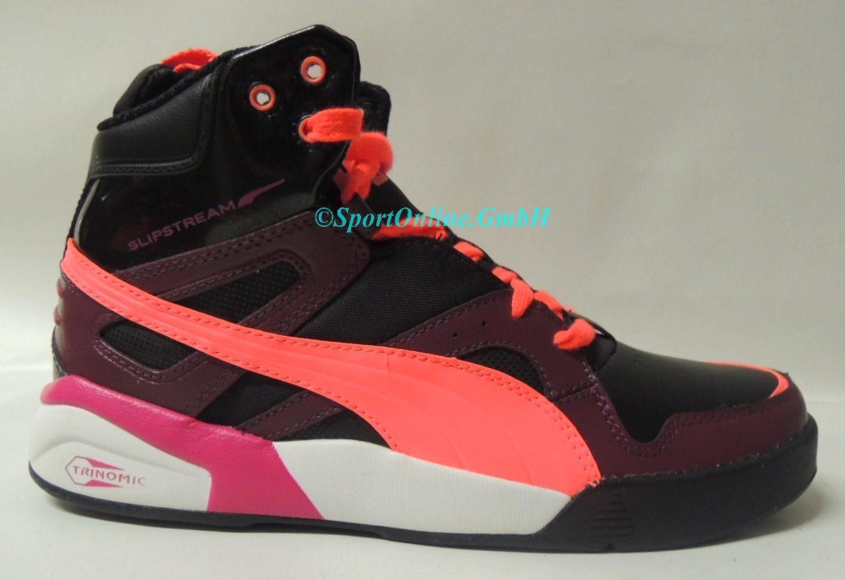 NEU Puma Trinomic Slip Stream LT W Größe 39 Schuhe Sneaker 355477-03 Slipstream