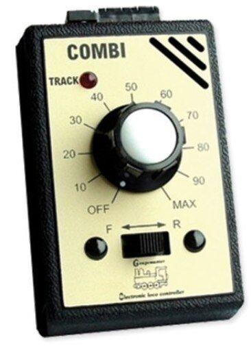 Gaugemaster Kombi Einzel Zug Controller 12 Volt Dc Gesteuert Leistung T48 Post