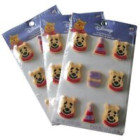 Defective Winnie The Pooh Icing Decorations (27) Wilton Cake Decorating Supply