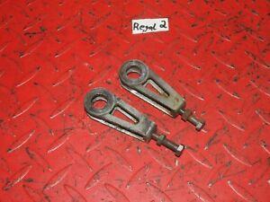 Kettenspanner-chain-adjuster-Kette-15096km-Honda-XBR-500-PC15-2