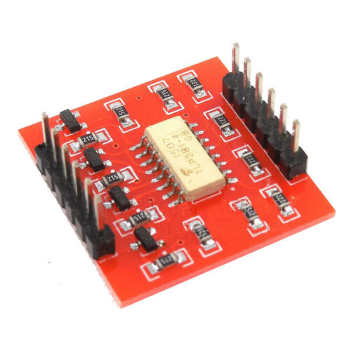 HW-399 4-channel Optocoupler Isolation Module for Arduino high and low leve Q0M6