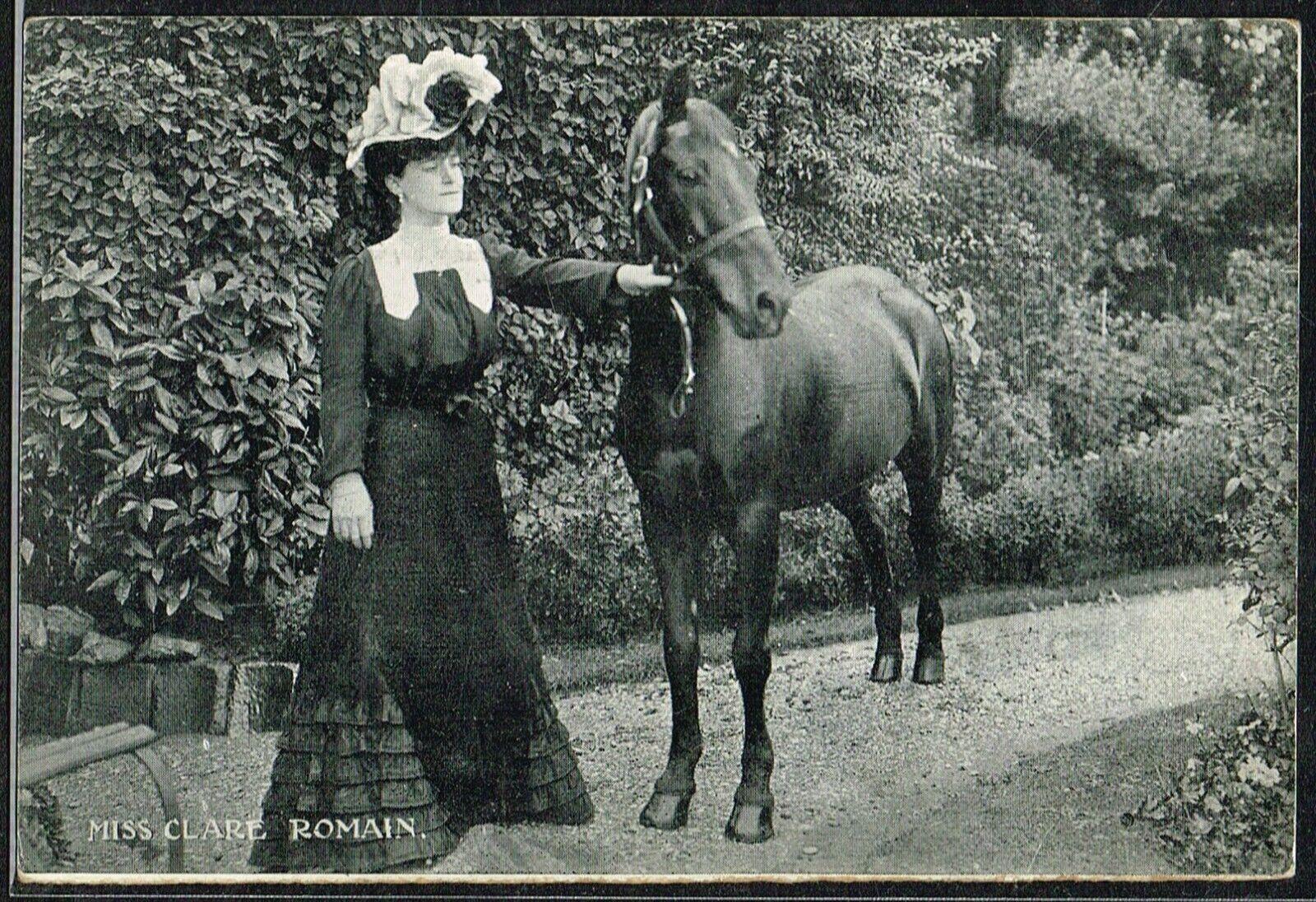 Image 361 - ☆ EDWARDIAN THEATRE / MUSIC HALL ACTRESS / DANCER ☆ 1900s Postcards LIST 38