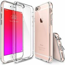 KP Crystal Clear Slim Shockproof Bumper Hard back Case Cover For Apple iPhone SE
