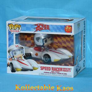 Speed Racer POP Ride Funko Speed w// Mach 5 Brand New In Box