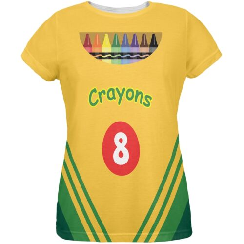 Crayon Box Costume Donna TUTTO T-shirt