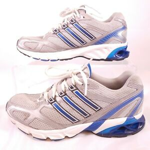 05633211a Mens Size 7 Blue Adidas Adiwear Running Shoes workout training ...