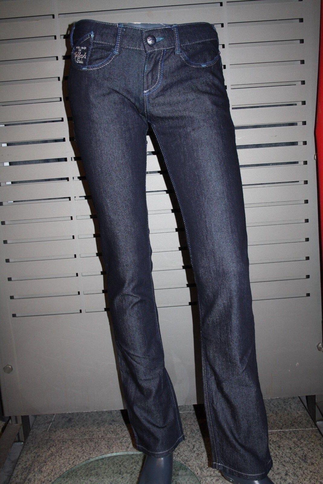 Killah by Miss Sixty Shiny Flirt Trousers (Basic) dark bluee neu