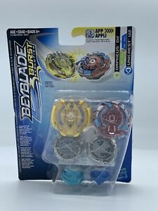 BeyBlade-Burst-Evolution-Hasbro-Orpheus-O2-Attack-Unicrest-U2-Defense-NEW