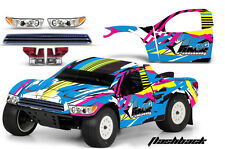 AMR Toyota Tundra RC Graphic Decal Kit Short Course Truck Parts Proline Body FLS