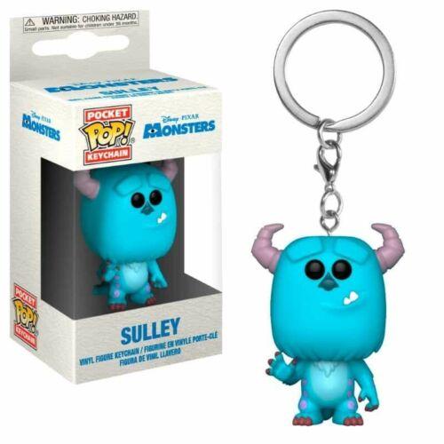 Keychain SULLEY Monstruos S.A Disney Llavero Pocket POP