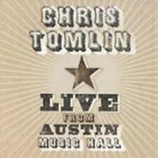 CD Chris Tomlin  LIVE FROM AUSTIN  Worship NEU & OVP