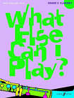 What Else Can I Play? Clarinet Grade 3 by Faber Music Ltd (Paperback, 2007)