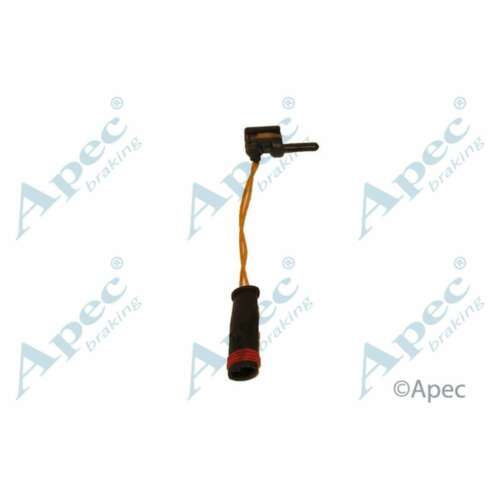 Fits Mercedes CLS C219 320 CDI Genuine Apec Front Rear Brake Pad Wear Sensor
